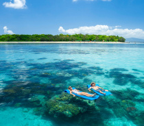 Both Green Island and its reefs are included in the Great Barrier Reef World Heritage Area