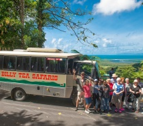 Billy Tea Safaris is a small locally owned Advanced Eco Accredited Tour Operator, which operates small personalised tours with custom built 4WD vehicles, maximum 16 passengers per vehicle