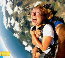 Land on your own exclusive beach, the closest regular beach skydive landing to Cairns located at Innisfail
