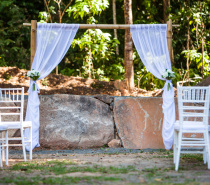 Your Ceremony at AJ Hackett Cairns