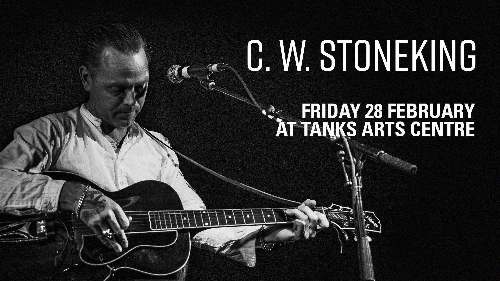 C.W. Stoneking | Cairns