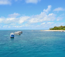 Green Island is one of the most popular destinations on the Great Barrier Reef