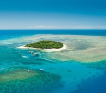 Green Island is a beautiful 6000 year old coral cay located in the Great Barrier Reef