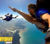 Tandem Skydive 14,000ft (60  second Freefall)