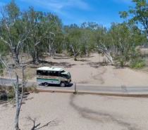 Sandy Creek Crossing on the way to Chillagoe