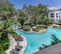 Sea Temple Palm Cove | Bellflower 2 Bedroom Apartment