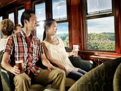 Train up 8:50am + Skyrail Down 12:45pm | 2 hours in Kuranda