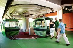 Train up 9:50am + Skyrail Down 1:45pm | 2 hours in Kuranda