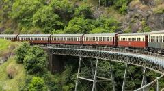 Self Drive | Train up 8:50am + Skyrail Down 2:45pm | 4 hours in Kuranda