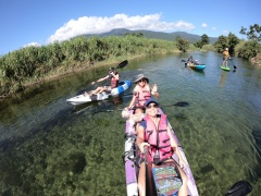 Single Kayak Hire FULL Day