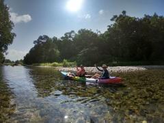 Single Kayak Hire HALF DAY