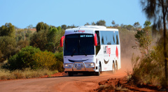 Kings Canyon Resort to Alice Springs Transfer