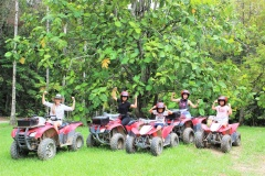 Train up, Kuranda, ATV, Skyrail Return & Transfers Package