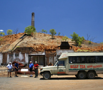 Chillagoe Historic Smelters