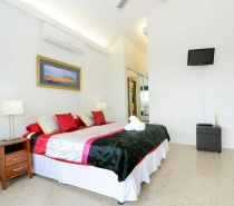 The Cassowary ~ Master Suite 2