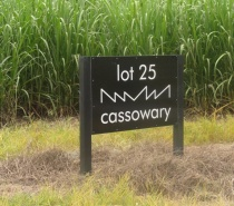 The Cassowary - Look for the Sign!