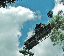 AJ Hackett Cairns Bungy Tower