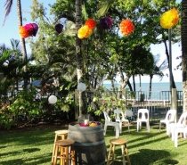 Resort available for Special Events & Weddings