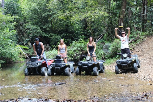 ATV Half Day Tour