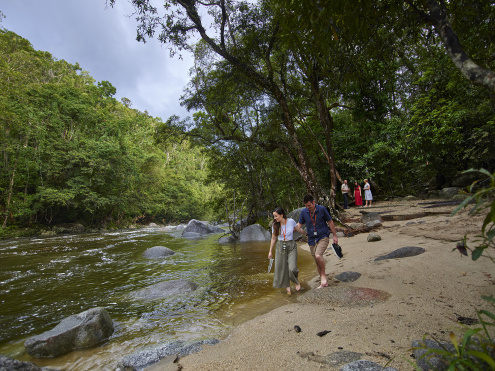 Mossman Gorge swimming hole