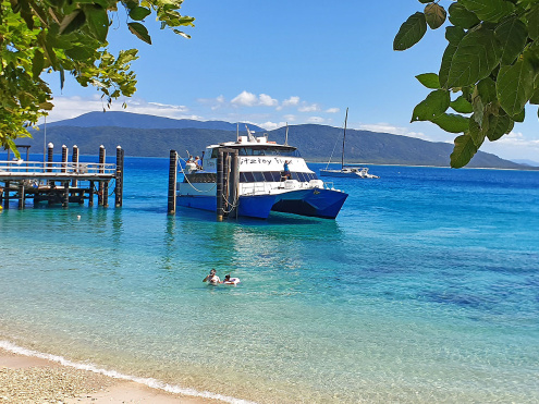 Fitzroy Island Ferry Options