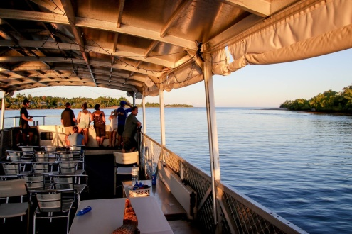 Come on board Snapping Tours and experience the world heritage listed wet tropics.