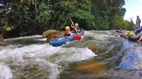 Tully River Sports Rafting