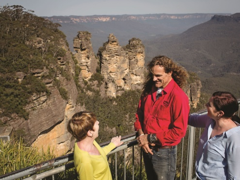 Blue Mountains & Australian Wildlife Tour