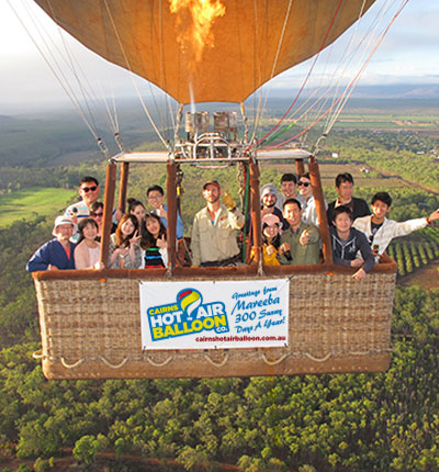 Hot Air Ballooning Cairns