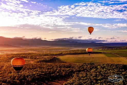 Hot Air Ballooning Cairns - What to bring?