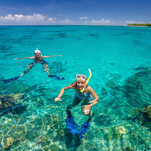 Green Island Guided Snorkel Tour
