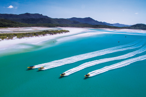 Southern Lights | Whitehaven Beach Tour