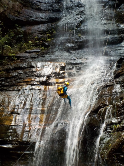 Full Day Canyoning Tours in Blue Mountains