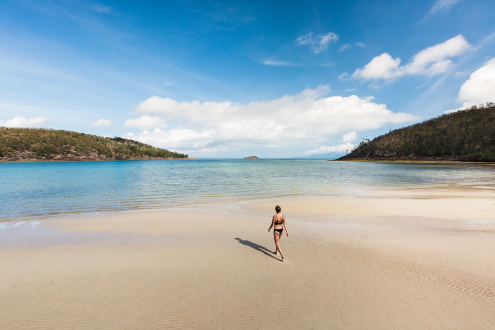 Whitsundays Three Island Guided Tour from Airlie Beach