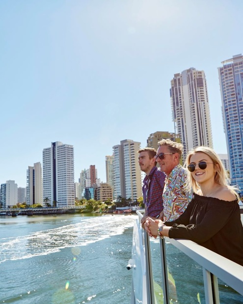 Sea World Ferry | Depart from Surfers Paradise