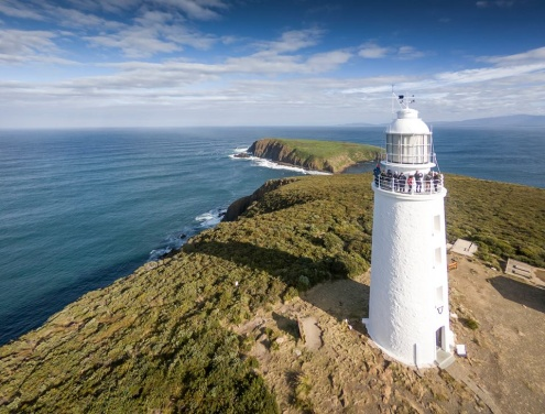 Bruny Island Lighthouse Tour