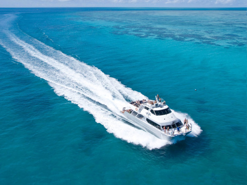 Cairns Reef Tour Times