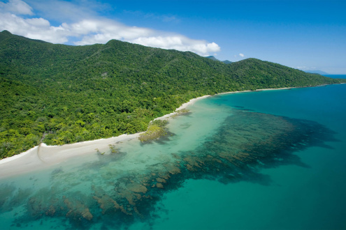 Reef and Port Douglas Scenic Flight from Cairns