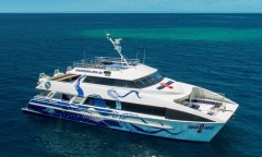 AquaQuest arrives in Port Douglas