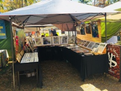 Come and see David Stacey's Artwork at Port Douglas Market