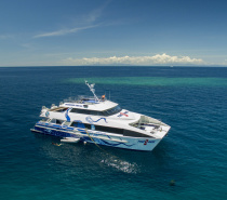 reefQuest: Our brand new $3.5m vessel went into the water in December 2015