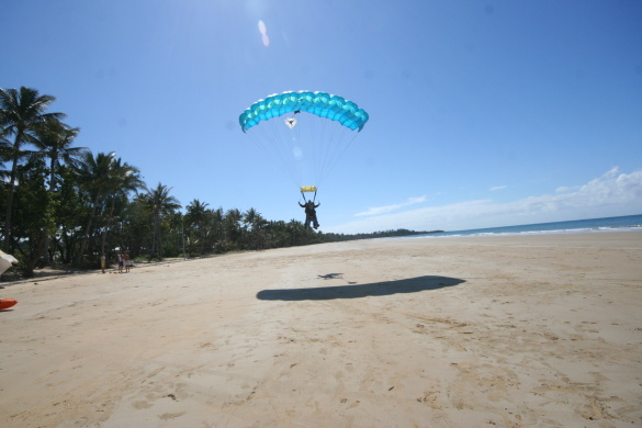 skydive mission beach