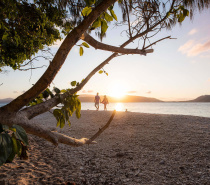 Fitzroy Island National Park offers some amazing walking opportunities for visitors