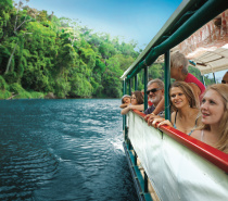 Kuranda Riverboat Cruise