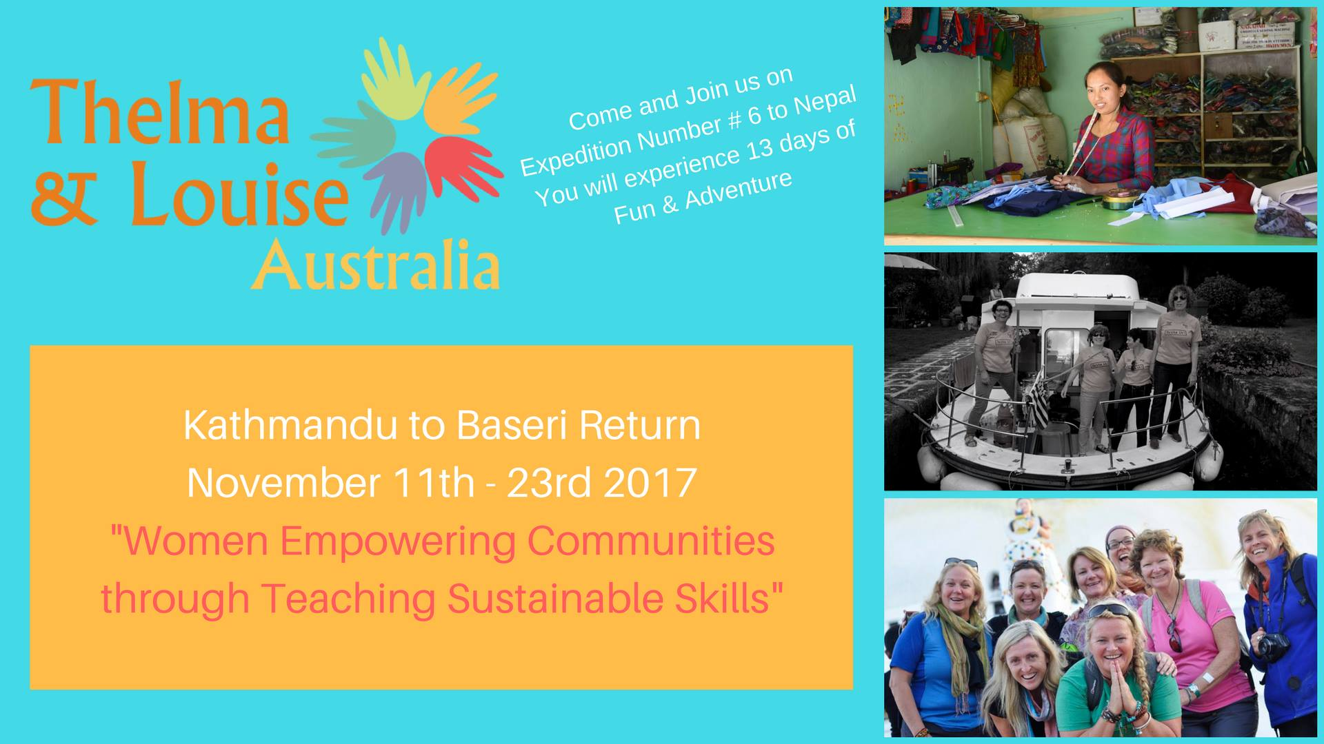 Cairns Events - Event Details - November Expedition to